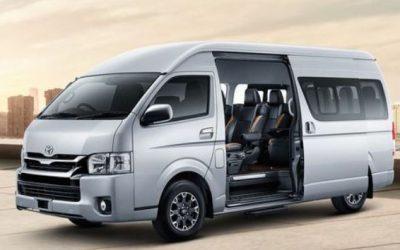 Toyota Hiaca 2020